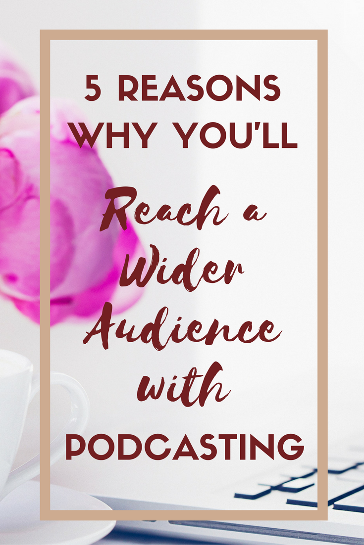Grow Your Audience with Podcasting