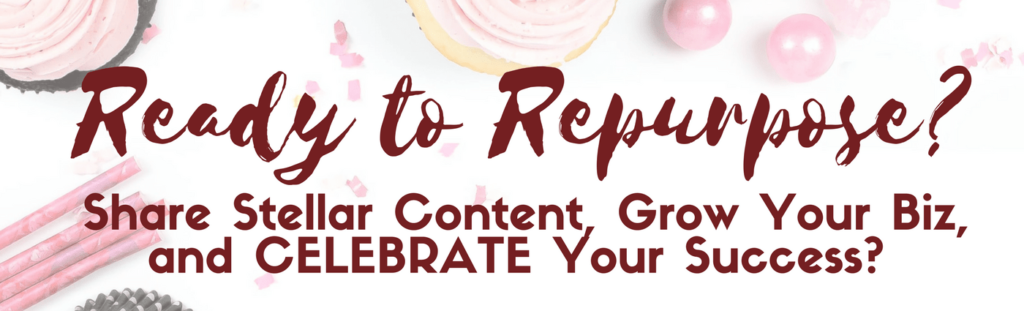 Content Repurposing for Entrepreneurs