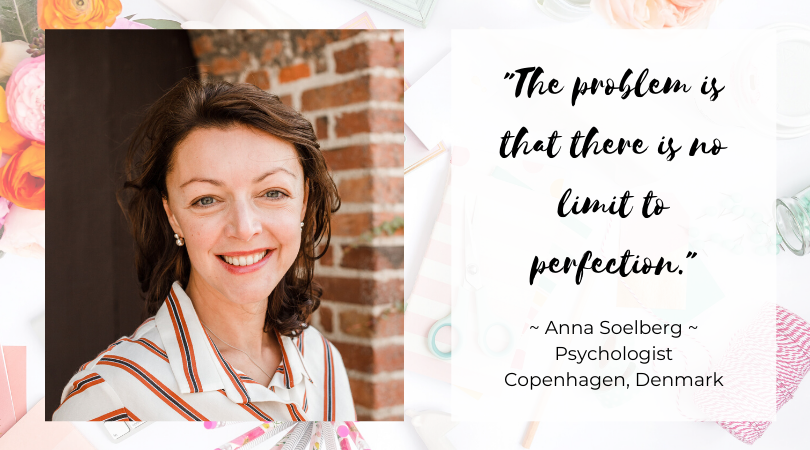Why We Struggle with Perfectionism