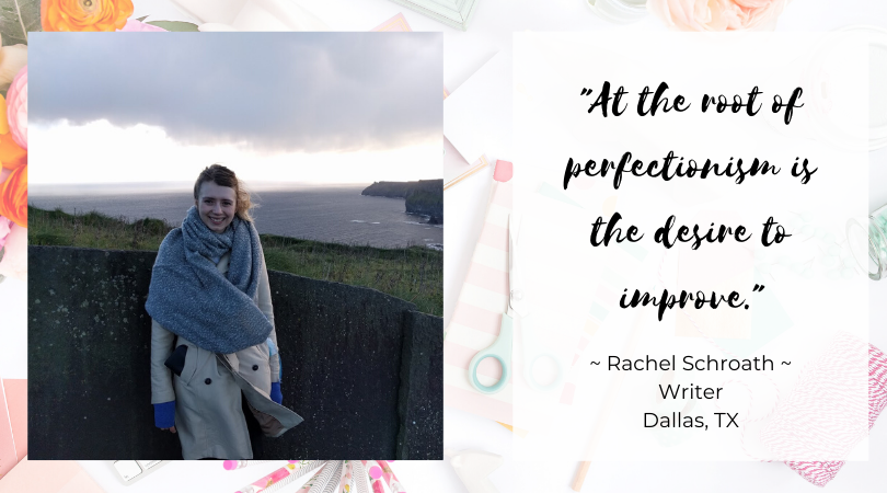 Overcoming Perfectionism Perspective Shift